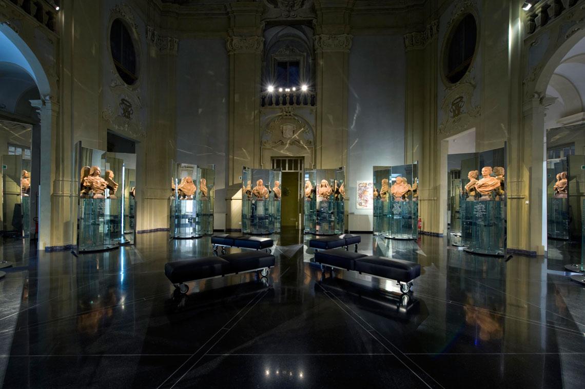 Palazzo Pepoli Sala della Cultura