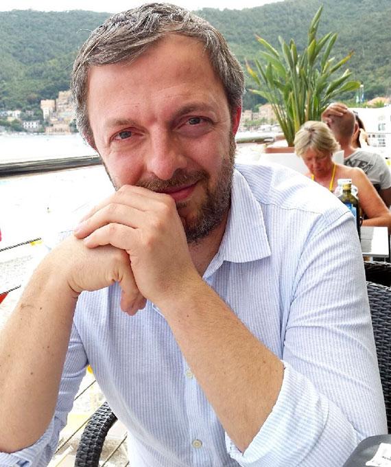 Enrico Maria Bucci Big data