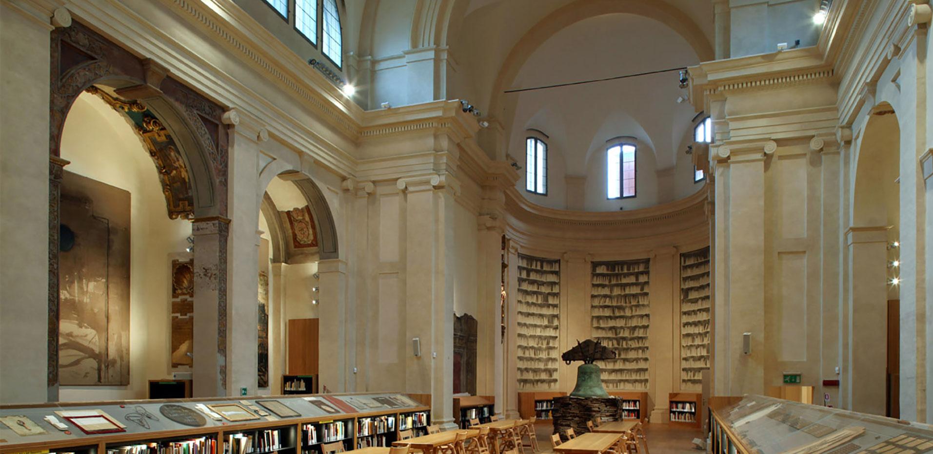 Biblioteca di San Giorgio in Poggiale