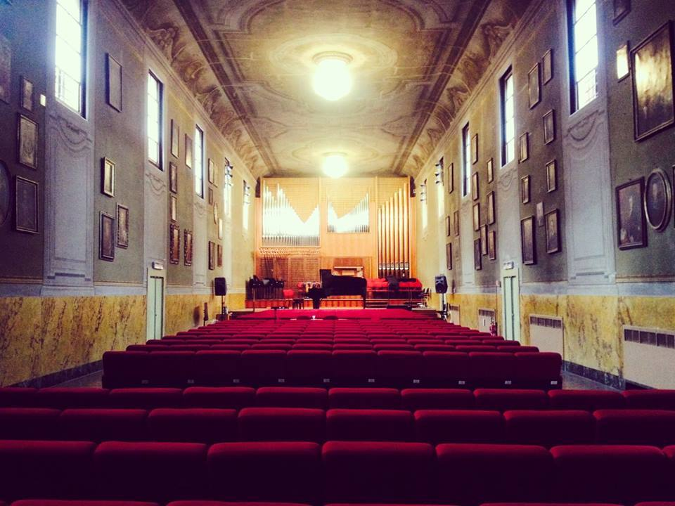 Conservatorio di Musica Giovan Battista Martini
